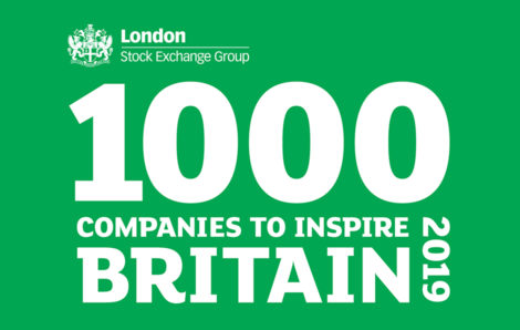 Redlynch Listed in 1000 Companies to Inspire Britain 2019 Report
