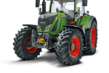 Redlynch Top for Fendt Tractor Sales in 2019